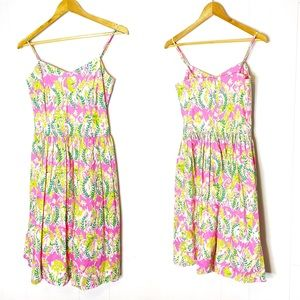 Vintage Lilly Pulitzer | Millionaire's Row Dress 4
